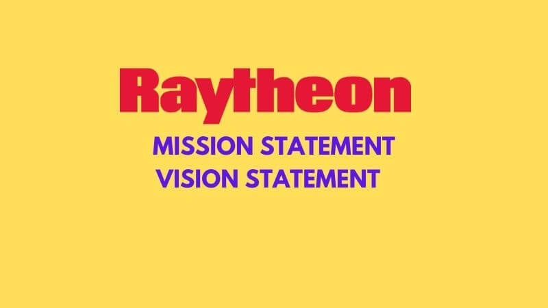 raytheon mission statement