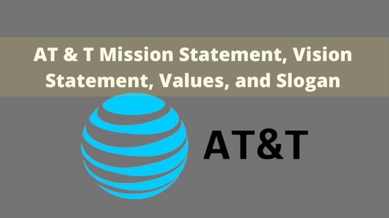 AT & T Mission Statement